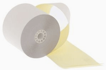 Bond & Carbonless Paper Rolls
