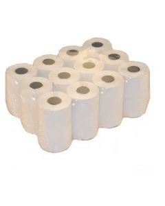 "2 1/4"" x 50' Thermal Paper Small Pack (12 rolls/case)"
