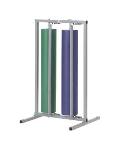 """36"""" Double Roll Vertical Paper Rack"""