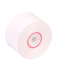 "1 3/4"" (44mm) x 150'  1-Ply Bond Paper  (100 rolls/case)"