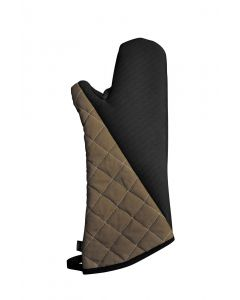 Bestgrip Conventional Oven Mitt w/Magnet - Protects to 500F - 15""