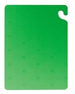 "Cut-N-Carry Color Cutting Board - Green - 10"" x 12"" x .50"""