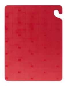 """Cut-N-Carry Color Cutting Board - Red - 12"""" x 18"""" x .50"""""""