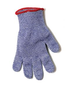 Cut Resistant Glove w/Dyneema - Level 5 - Blue - L
