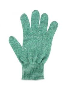 Cut Resistant Glove w/Dyneema - Level 5 - Green - S