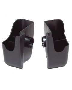 Dome & Mini Dome Snap On Caddies - set of 2