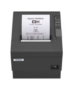 Epson TM-T88V, Thermal Receipt Printer, Edg, Serial and USB Interface, Without Power Supply