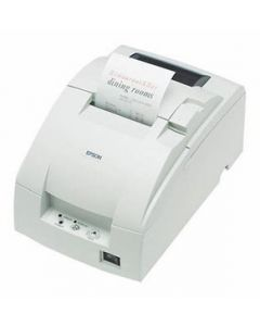 Epson TM-U220B - Impact/Receipt Printer, Serial, Cool White, Autocutter, Power Supply Included