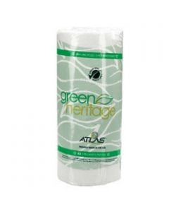 """Green Heritage 2-Ply Paper Towel Roll, 11"""" x 9"""" Sheets (30 Rolls)"""