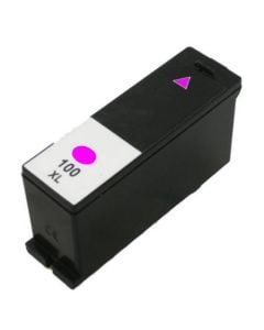 Lexmark 14N1070 #100XL Compatible Inkjet Cartridge (600 page yield) - Magenta