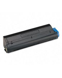 Okidata 42127403 Compatible Laser Toner Cartridge (5,000 page yield) - Cyan
