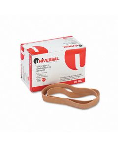 Rubber Bands, Size 107, 7 x 5/8, 40 Bands/1lb Pack