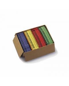 Standard Crayons Bulk Pack (4 colors  @ 750 each = 3,000 crayons/case)