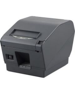 Star Micronics TSP743IIwebprnt, Cutter, Webprnt Ethernet, Gray, External Power Supply Not Included, Replaced 37963940