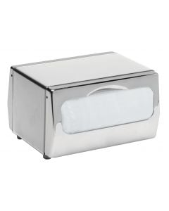 Tabletop Napkin Dispenser Minifold - Chrome