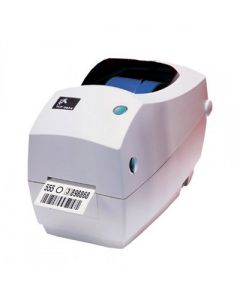 Zebra TLP2824 Plus Desktop Label Printer with USB and Serial Connectivity